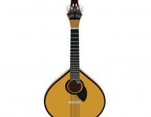 Guitarra Portuguesa Coimbra