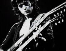 Gilberto Grácio – Jimmy Page e a Guitarra Portuguesa